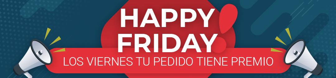 Ofertas Happy Friday